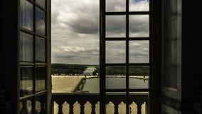O palácio de Versalhes foto de stock
