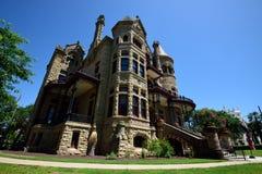 O palácio 1892 do bispo Fotos de Stock