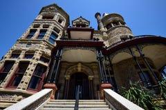 O palácio 1892 do bispo Imagens de Stock Royalty Free