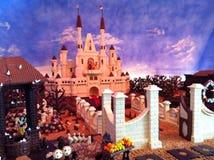 O palácio do chocolate Imagem de Stock Royalty Free