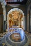 O palácio do grão-mestre em Valletta, Malta Foto de Stock