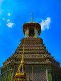 O palácio do rei em Banguecoque, Tailândia Imagem de Stock