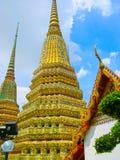 O palácio do rei em Banguecoque, Tailândia Imagens de Stock Royalty Free
