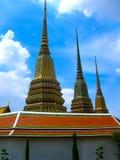 O palácio do rei em Banguecoque, Tailândia Fotos de Stock