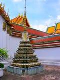O palácio do rei em Banguecoque, Tailândia Imagens de Stock