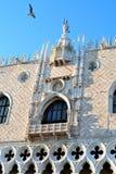 O palácio dos doges em Veneza imagem de stock royalty free