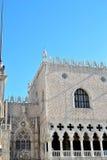 O palácio dos doges em Veneza foto de stock royalty free