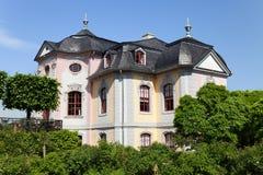O palácio dos rococós Imagem de Stock