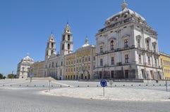 O palácio e o convento fotografia de stock