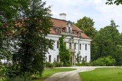 O palácio em Kraskow Imagens de Stock Royalty Free