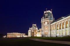 O palácio grande Foto de Stock Royalty Free
