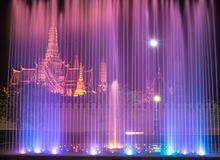 O palácio grande de Banguecoque os capitais de Tailândia imagem de stock royalty free