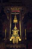 O palácio grande e o Emerald Buddha em Tailândia Fotografia de Stock Royalty Free
