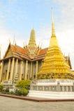 O palácio grande majestoso em Banguecoque Fotografia de Stock