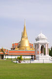 O palácio grande, Tailândia Fotos de Stock Royalty Free