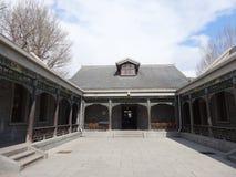 O palácio imperial de Manchukuo Fotografia de Stock Royalty Free