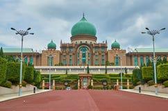 O palácio magnífico da sultão no estilo asiático Fotografia de Stock