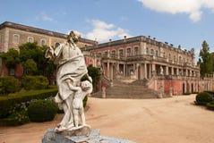 O palácio nacional de Queluz Imagem de Stock Royalty Free