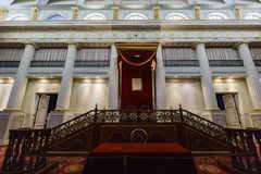 O palácio nacional histórico foto de stock royalty free