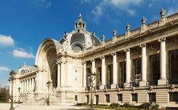 O palácio pequeno do Petit Palais em Paris Imagens de Stock Royalty Free