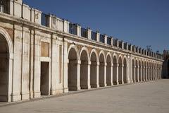 O palácio real Imagem de Stock