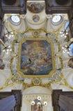 O Palacio Real de Madri (Royal Palace) Fotografia de Stock Royalty Free