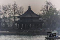 O palácio de verão beijing Fotografia de Stock Royalty Free
