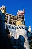 O palácio do nacional de Pena. Imagens de Stock Royalty Free
