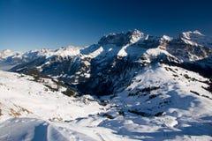 O panorama amolga du Midi Foto de Stock