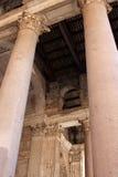 O panteão, Roma Imagem de Stock