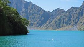 O paraíso do nadador Foto de Stock Royalty Free