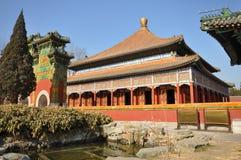 O paraíso no jardim imperial de Beihai Imagens de Stock