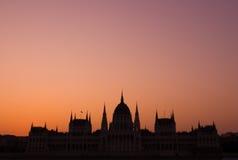 O parlamento imagens de stock