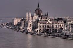 O parlamento foto de stock