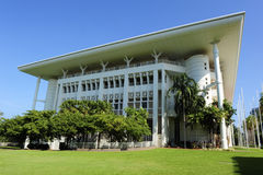 O parlamento Darwin Fotos de Stock