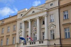O parlamento de Builing od Fotos de Stock Royalty Free