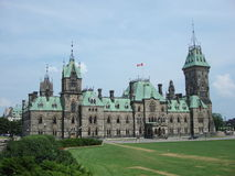 O parlamento de Canadá III Imagens de Stock