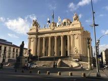 O parlamento do estado de Rio de janeiro Imagem de Stock