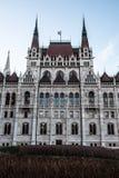 o parlamento em Budapest, Hungria imagem de stock