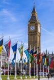 O parlamento esquadra Fotografia de Stock Royalty Free