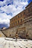 O parlamento grego Fotos de Stock