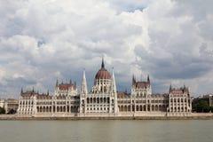O parlamento húngaro Foto de Stock