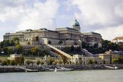O parlamento húngaro Fotografia de Stock