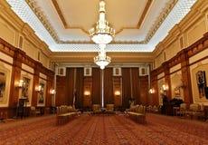 O parlamento - interior Fotografia de Stock