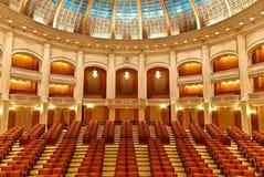 O parlamento - interior Imagens de Stock