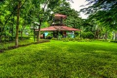 O parque Fotografia de Stock Royalty Free