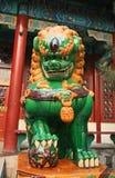 O parque Cong-TAI histórico em Handan fotografia de stock royalty free