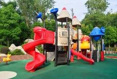 O parque de diversões das crianças Imagem de Stock
