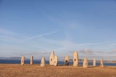 O parque escultural de Hercules Foto de Stock