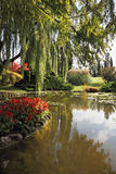 O parque-jardim Sigurta Foto de Stock Royalty Free